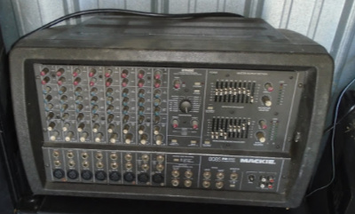MAKIE 808S FR MIXER