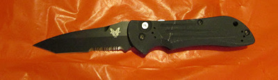 BENCHMARK FOLDING KNIFE