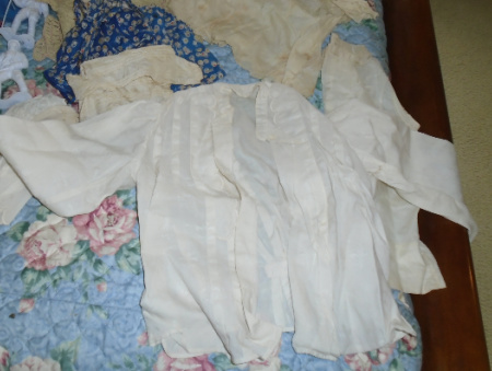 ANTIQUE CLOTHES