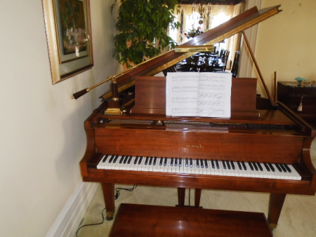 BALDWIN R PIANO
