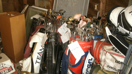 PROFESSIONAL GOLF CLUBS