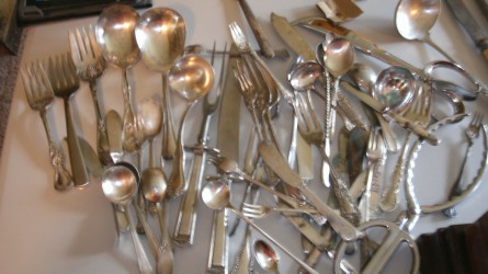 PLATED FLATWARE