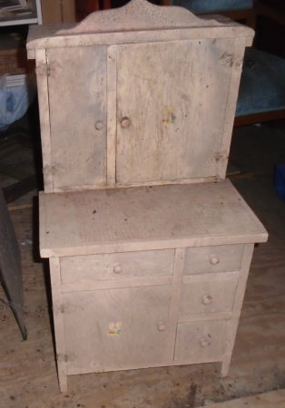 CHILDS STEPBACK CUPBOARD