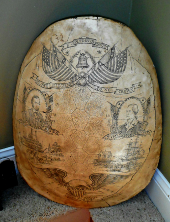 SCRIMSHAW TROTISE SELL 1865