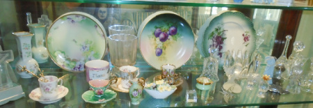 GLASS CHINA