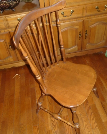 HAYWOOD WAKEFIELD CHAIR