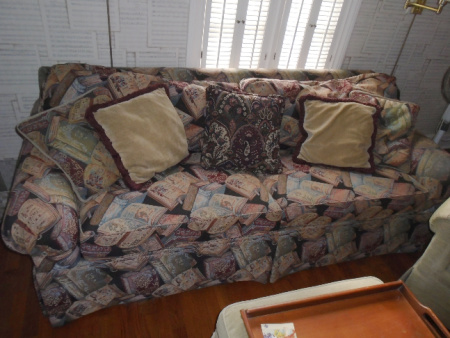 HIDE A BED COUCH