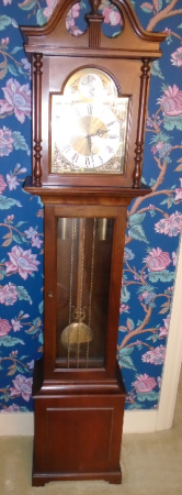 HOWARD MILLER TALL CLOCK