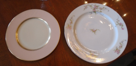 LENNOX AND MEITO CHINA SETS