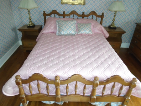 MAPLE DOUBLE BED