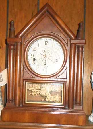 PARAGEON MANTLE CLOCK