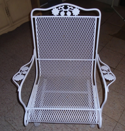 WOODARD DECK CHAIR